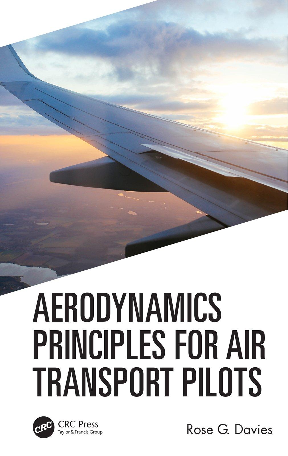Aerodynamics Principles for Air Transport Pilots book cover