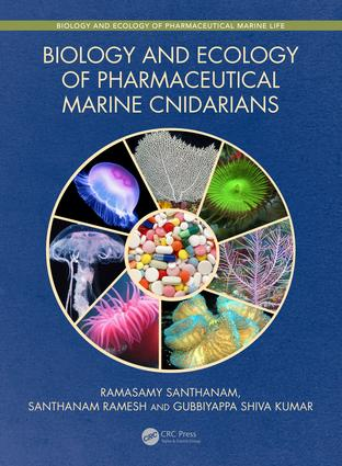 Biology and Ecology of Pharmaceutical Marine Cnidarians: 1st Edition (Hardback) book cover