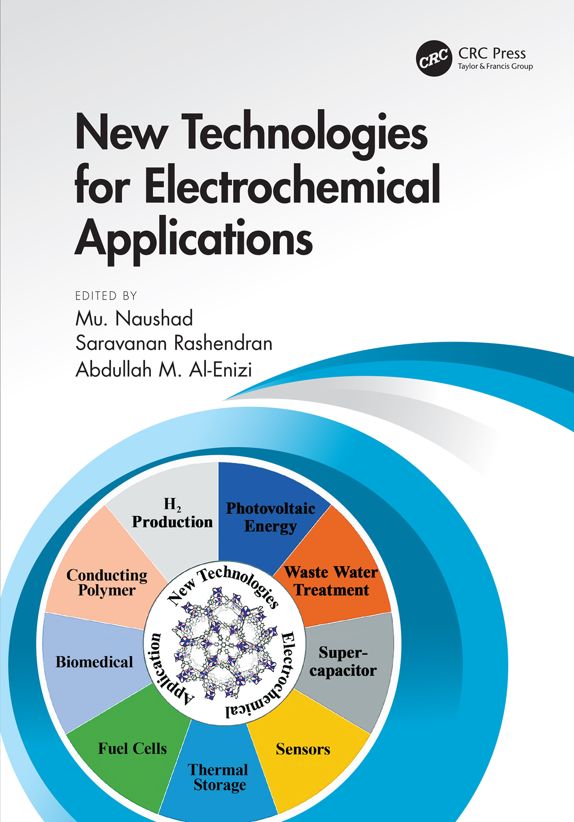 New Technologies for Electrochemical Applications: 1st Edition (Hardback) book cover