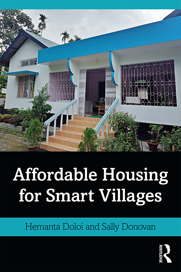 Affordable Housing for Smart Villages book cover