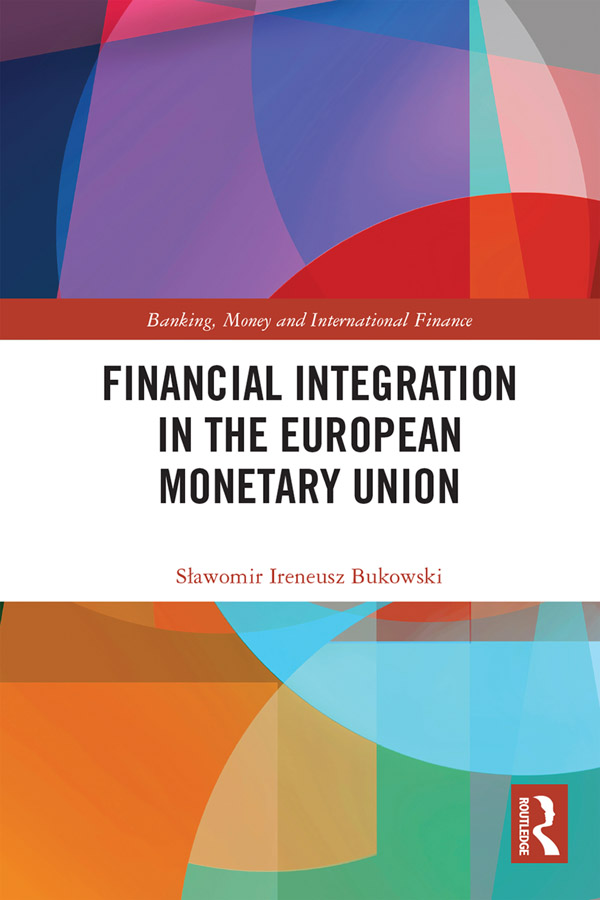 Financial Integration in the European Monetary Union book cover