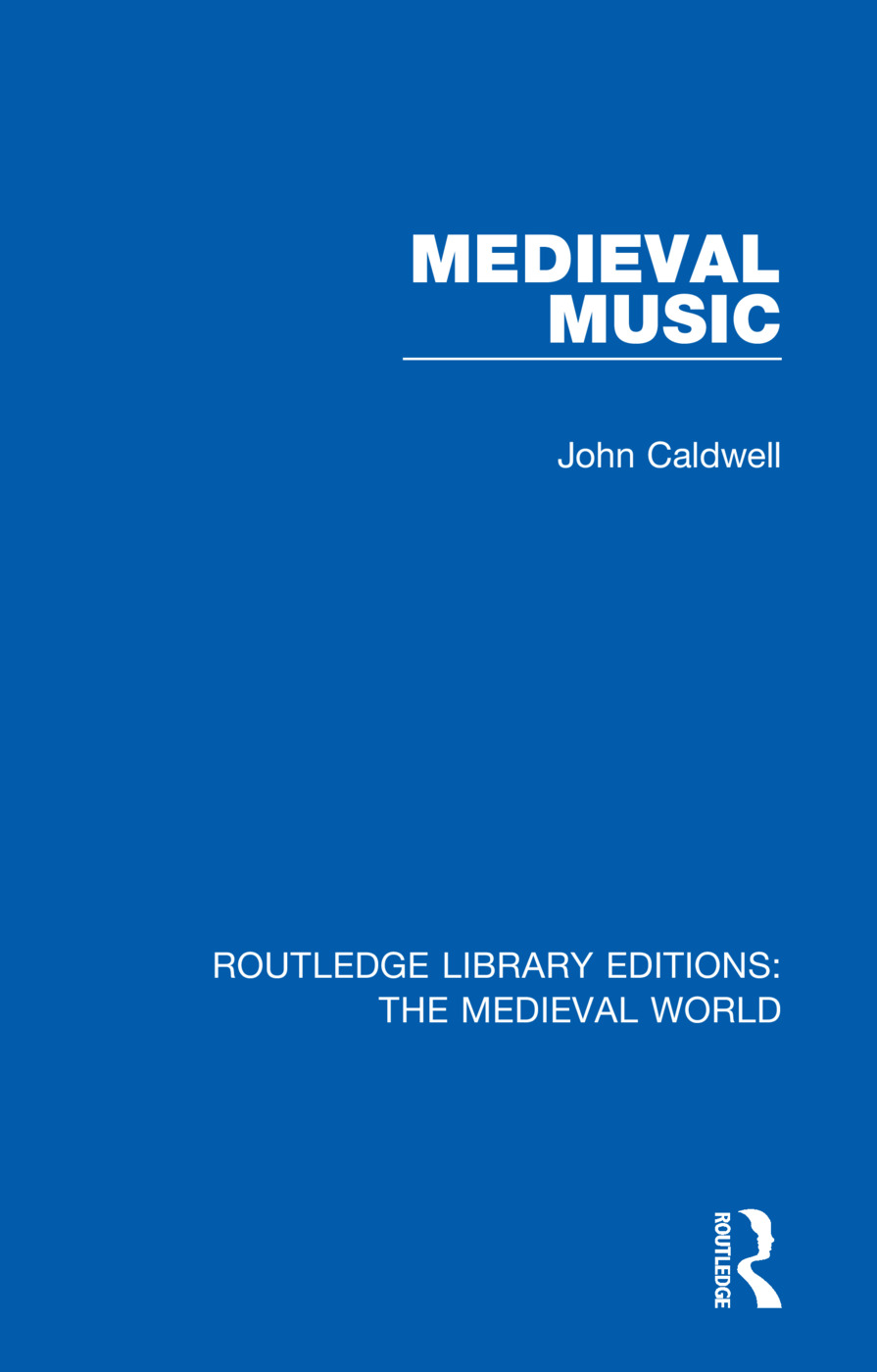 Medieval Music book cover
