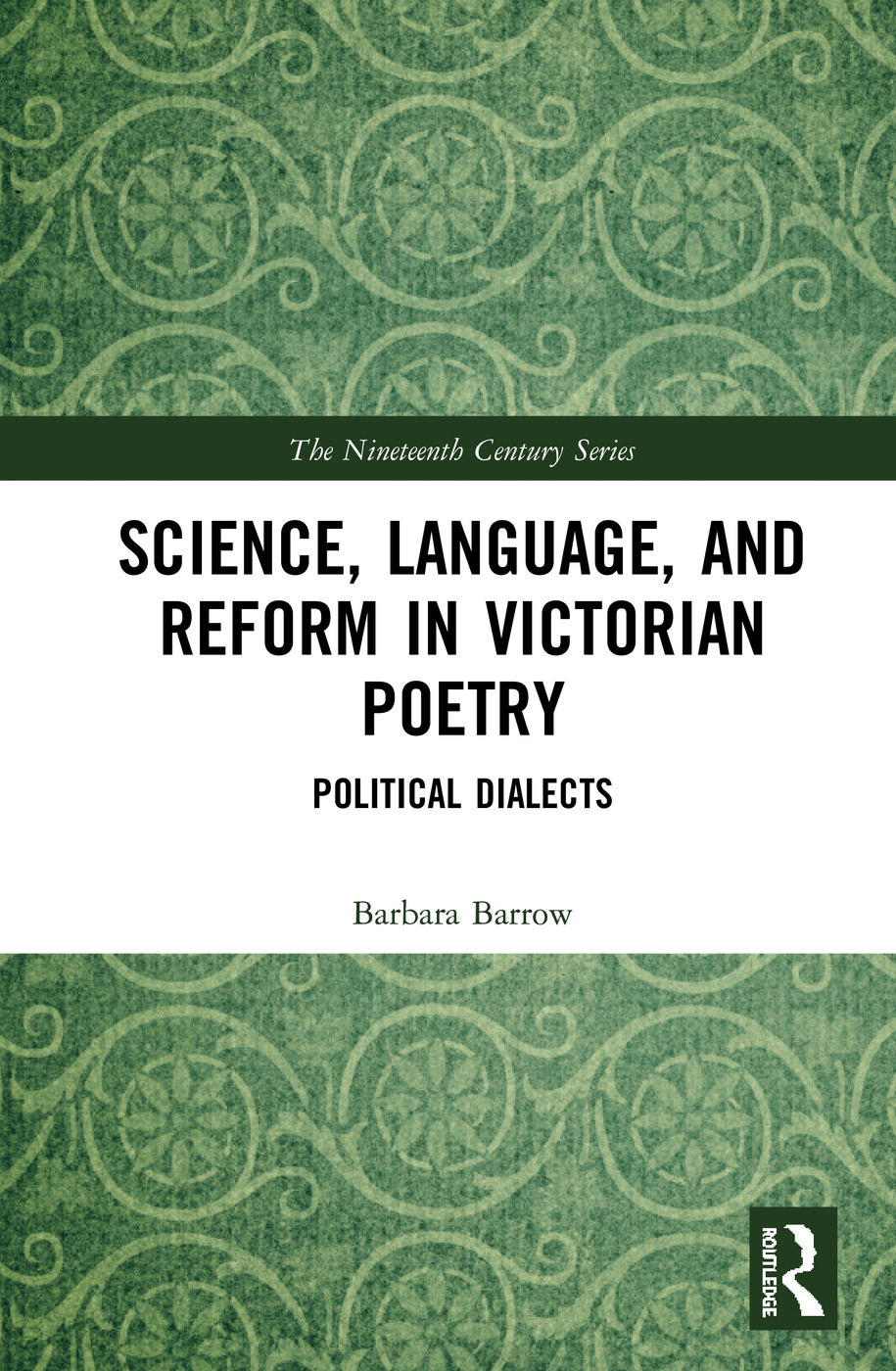 Science, Language, and Reform in Victorian Poetry: Political Dialects book cover