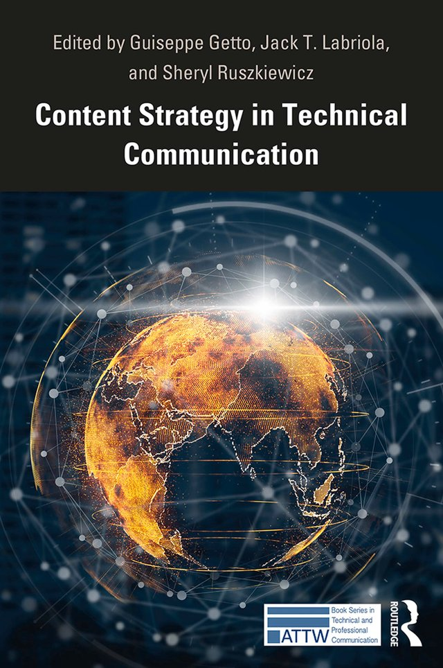 Content Strategy in Technical Communication book cover