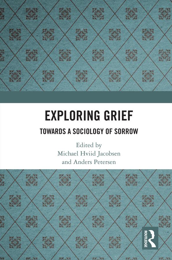 Exploring Grief: Towards a Sociology of Sorrow book cover