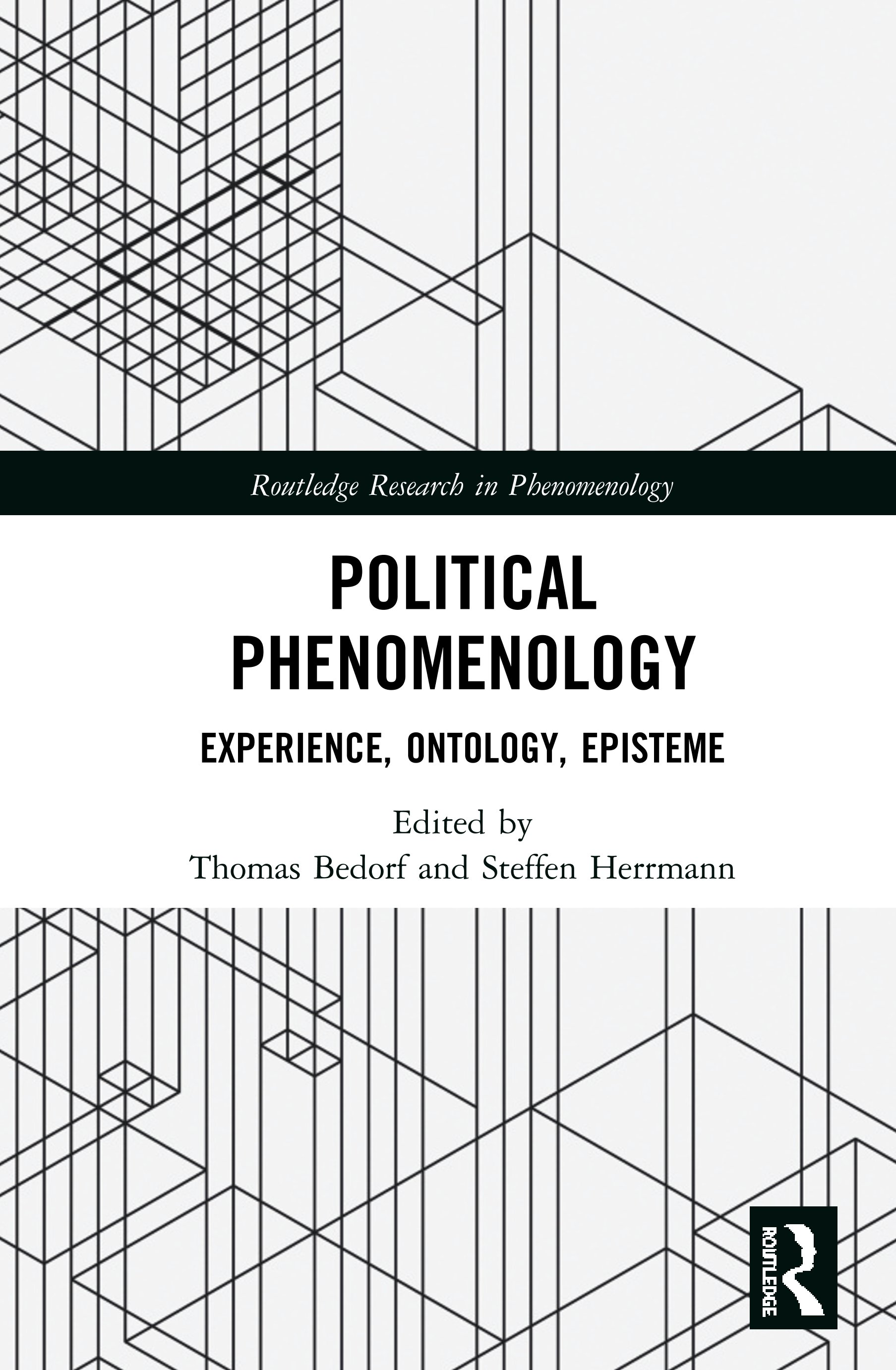 Political Phenomenology: Experience, Ontology, Episteme book cover