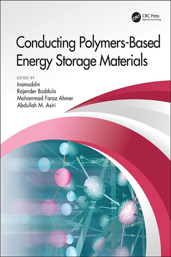 Conducting Polymers-Based Energy Storage Materials: 1st Edition (Hardback) book cover