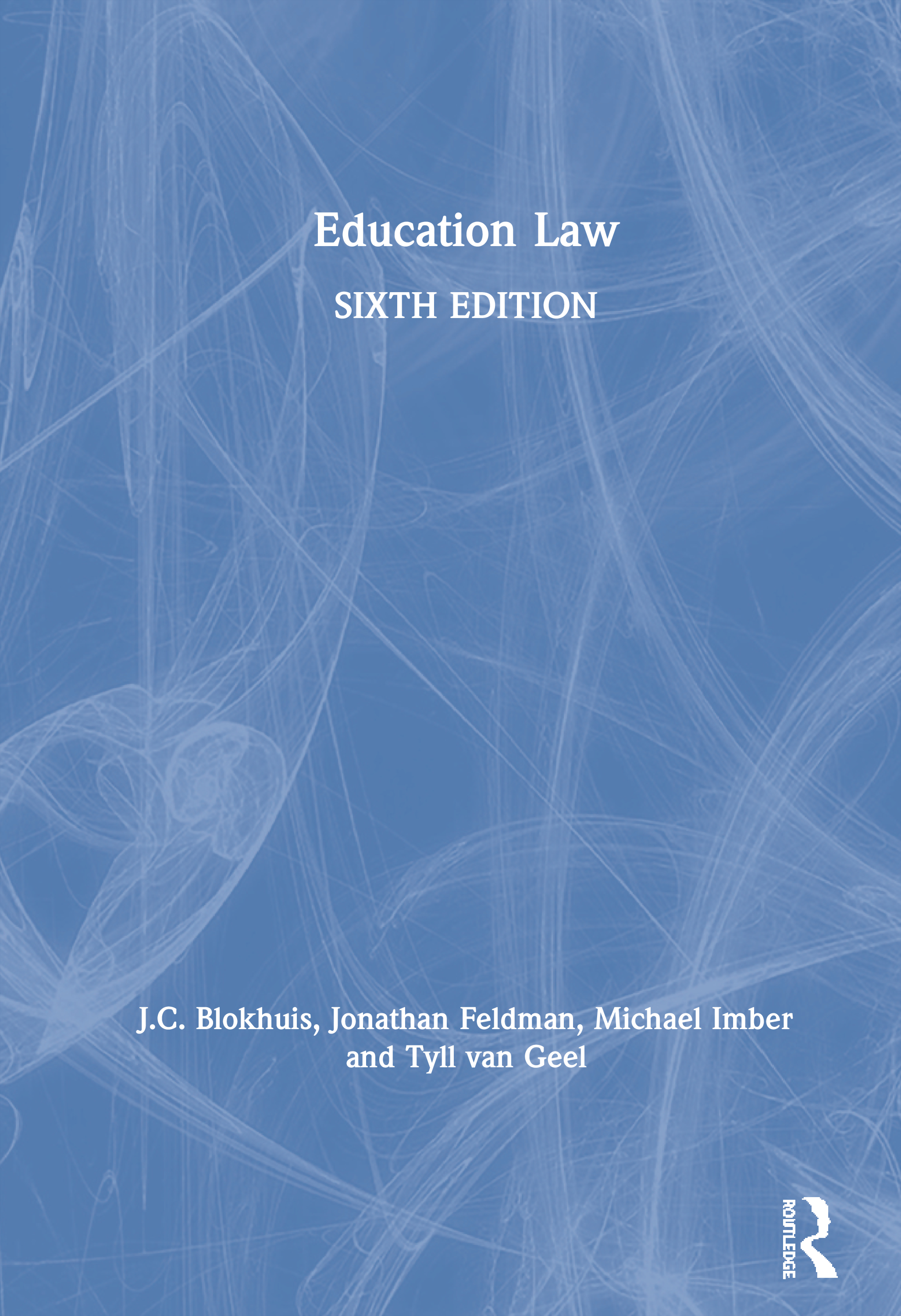 Education Law: 6th Edition (Paperback) book cover