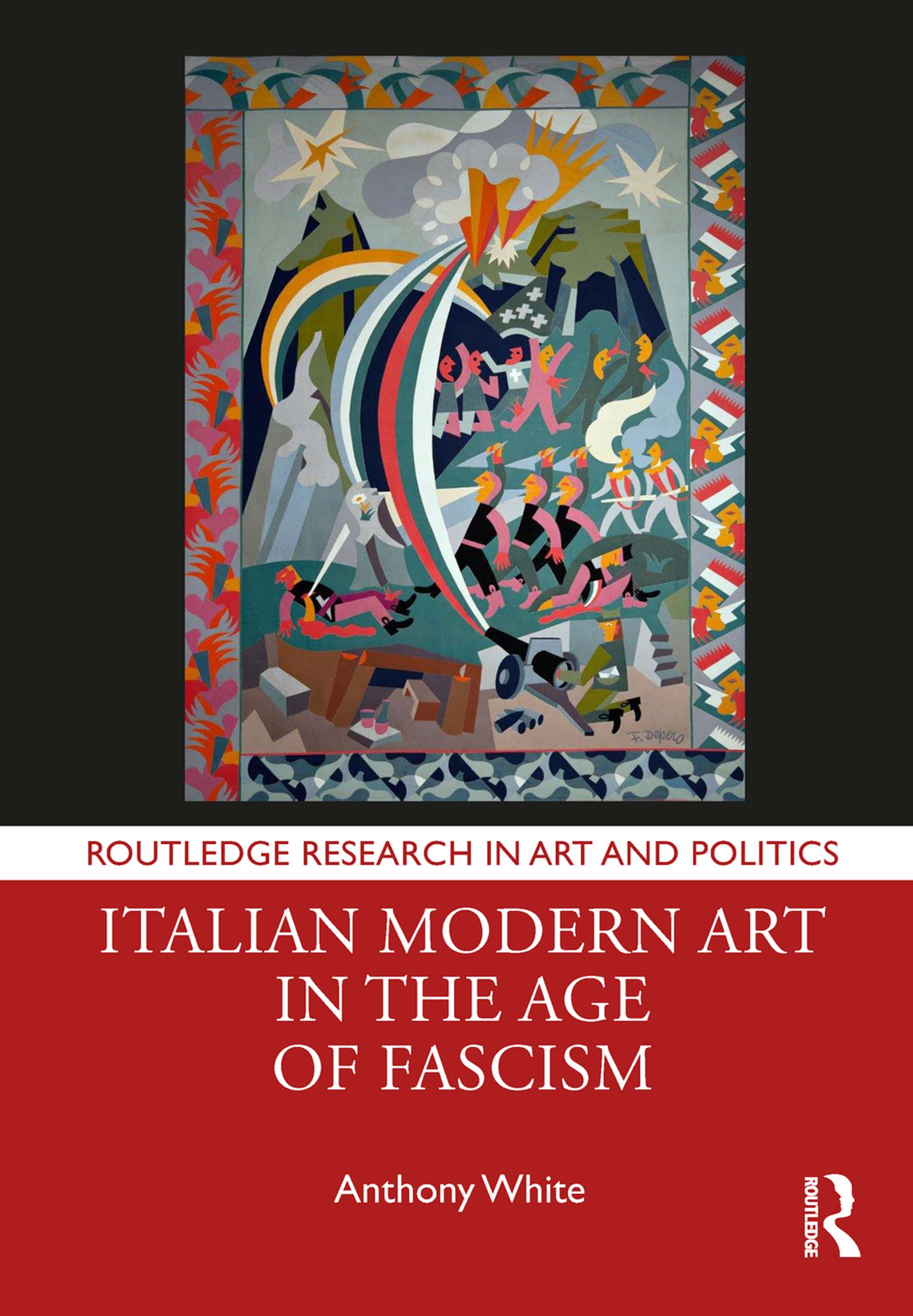 Italian Modern Art in the Age of Fascism book cover
