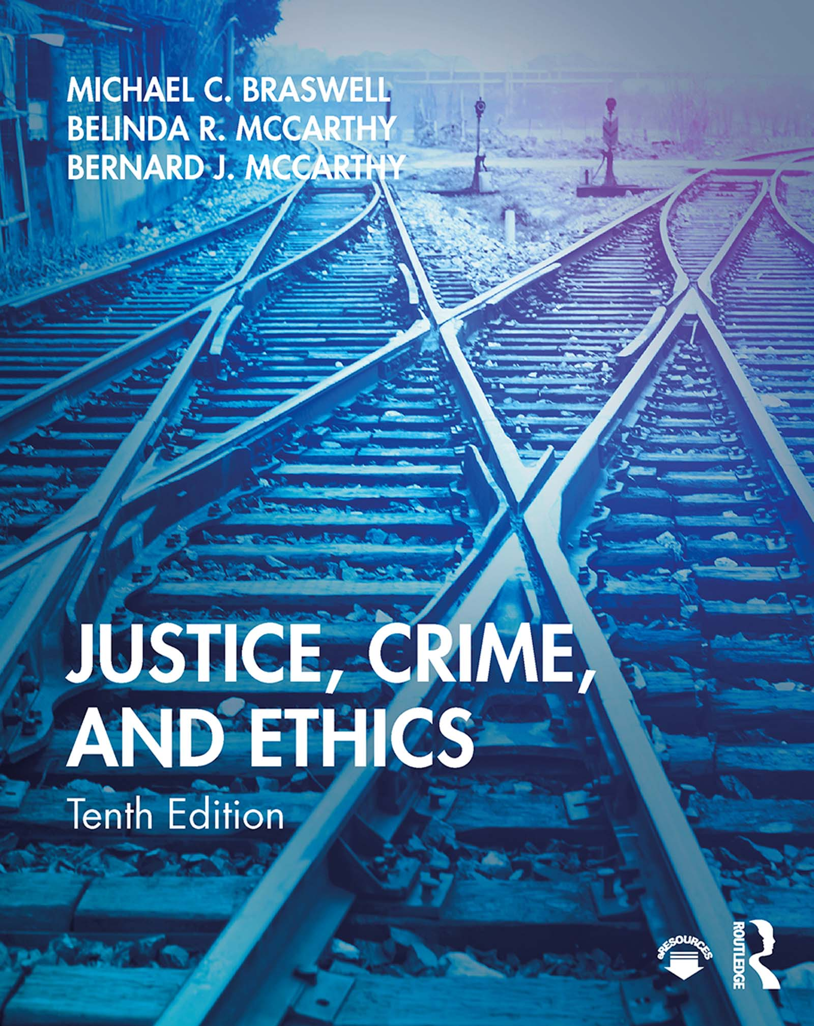 Justice, Crime, and Ethics book cover