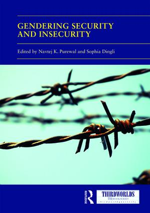 Gendering Security and Insecurity: Post/Neocolonial Security Logics and Feminist Interventions book cover
