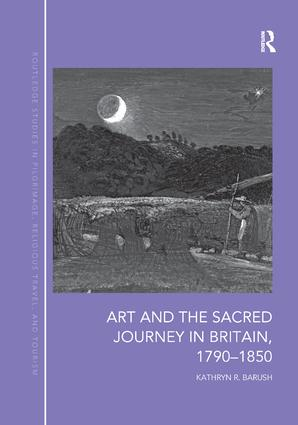 Art and the Sacred Journey in Britain, 1790-1850 book cover