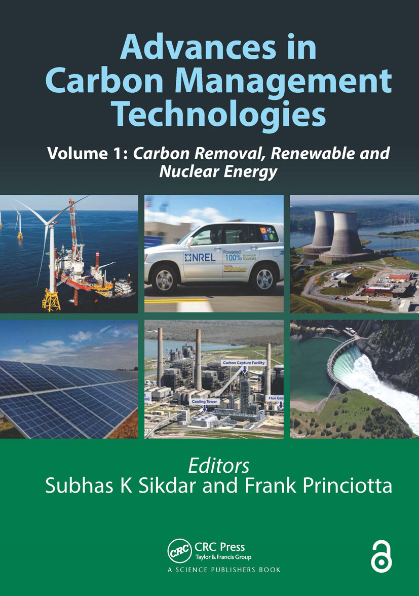 Advances in Carbon Management Technologies: Carbon Removal, Renewable and Nuclear Energy, Volume 1 book cover