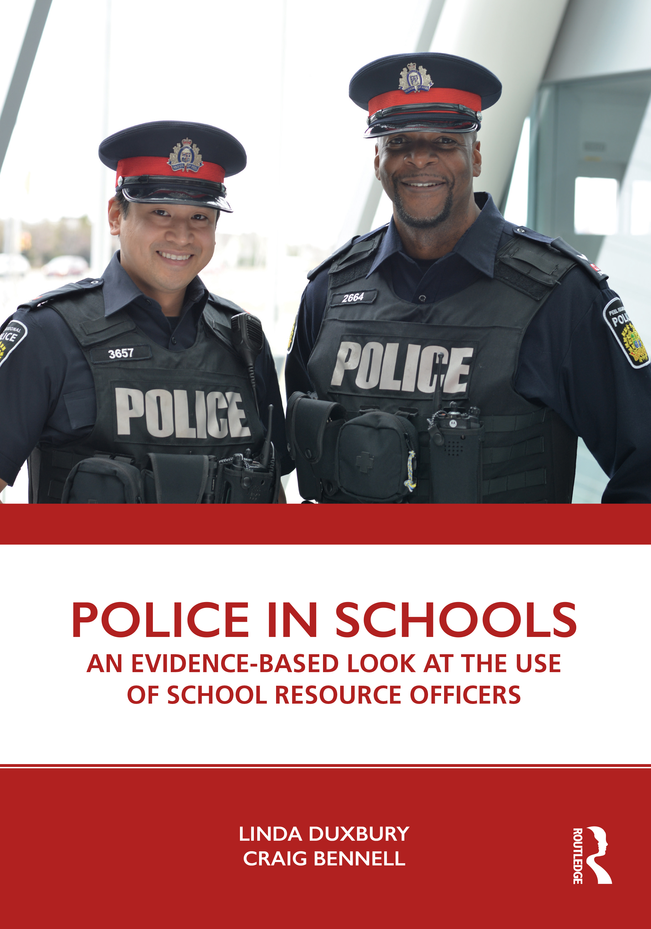 Police in Schools: An Evidence-based Look at the Use of School Resource Officers book cover
