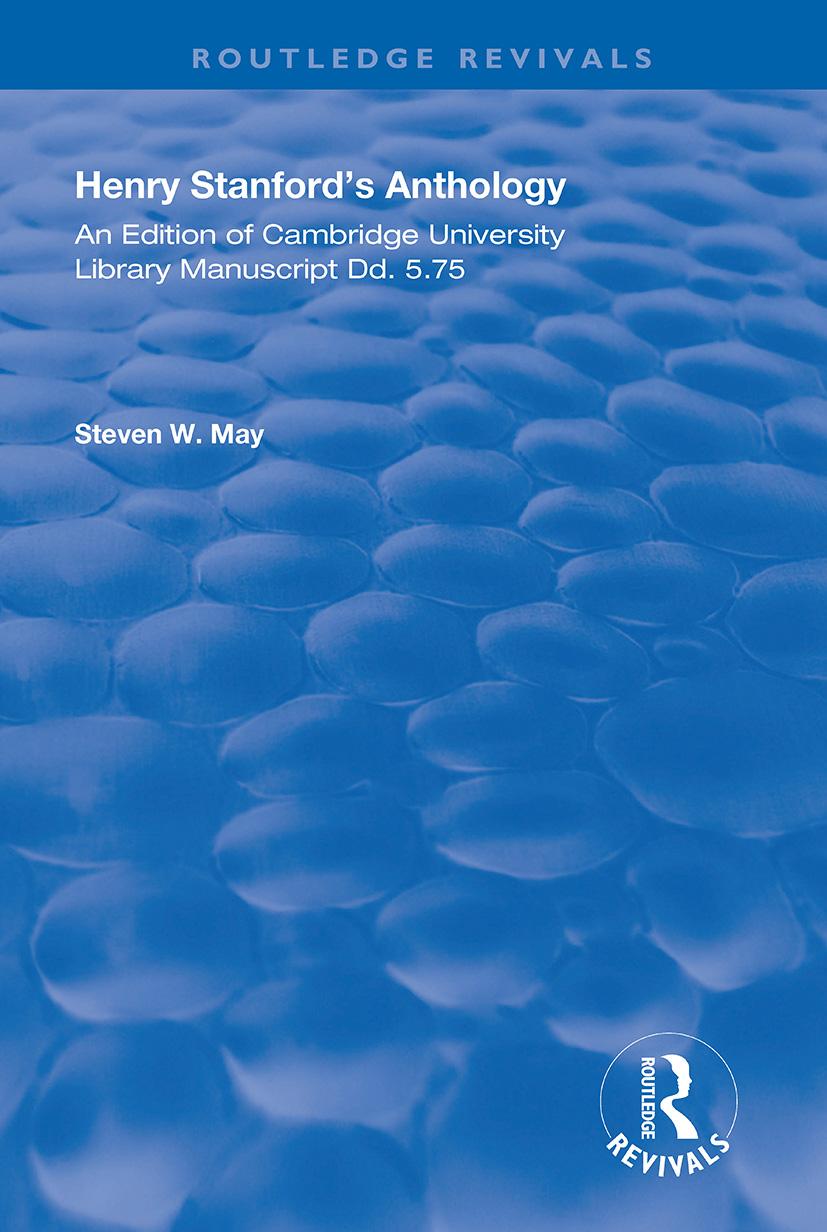 Henry Stanford's Anthology