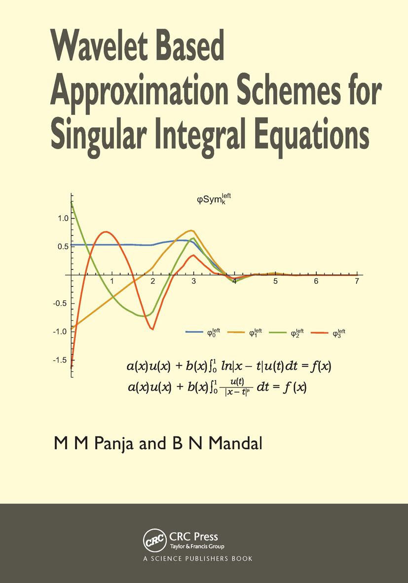 Wavelet Based Approximation Schemes for Singular Integral Equations book cover