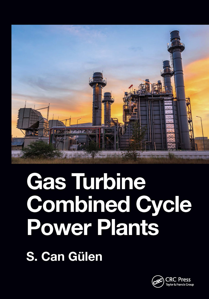 Gas Turbine Combined Cycle Power Plants: 1st Edition (Hardback) book cover