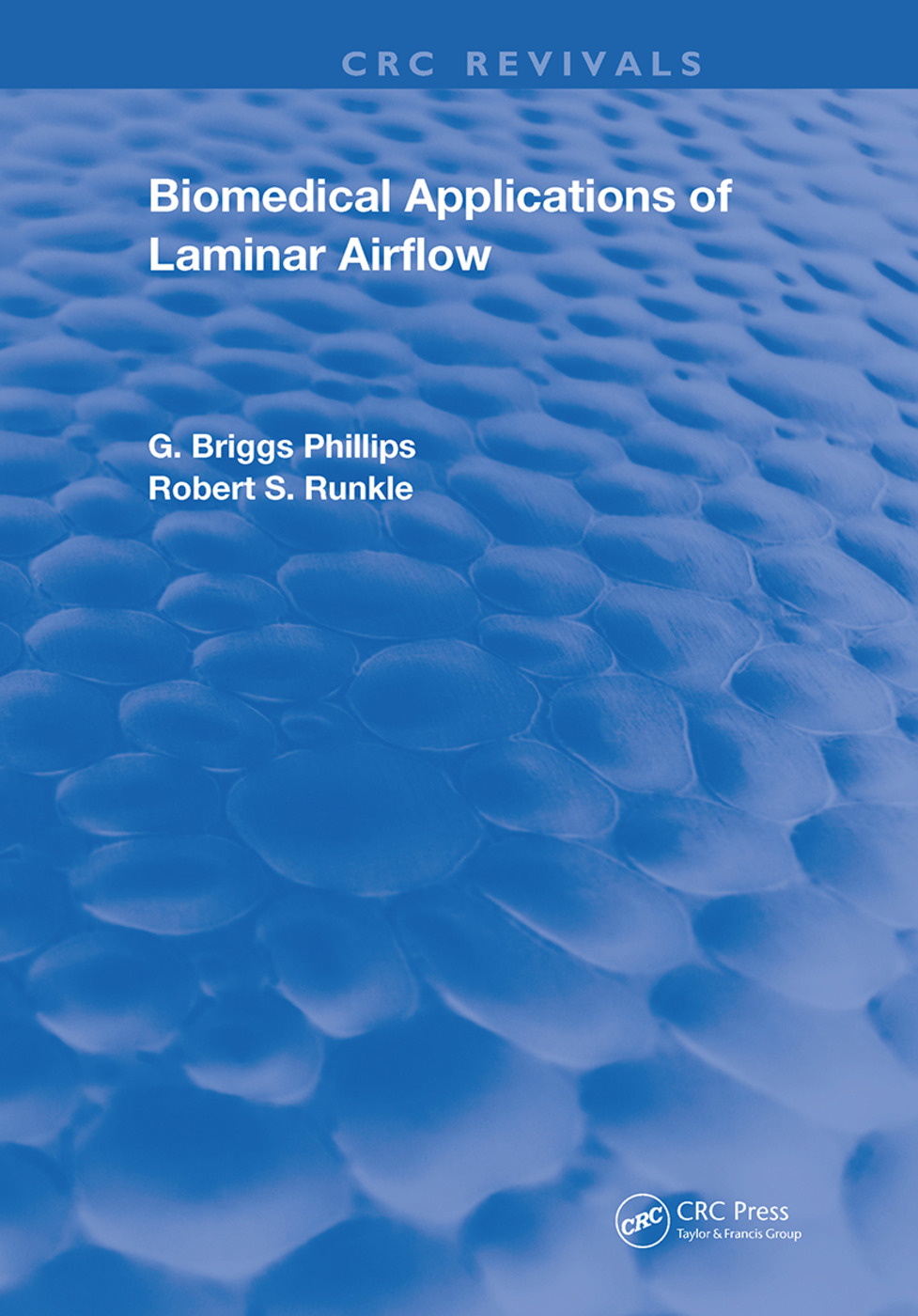 Biomedical Applications of Laminar Airflow: 1st Edition (Hardback) book cover