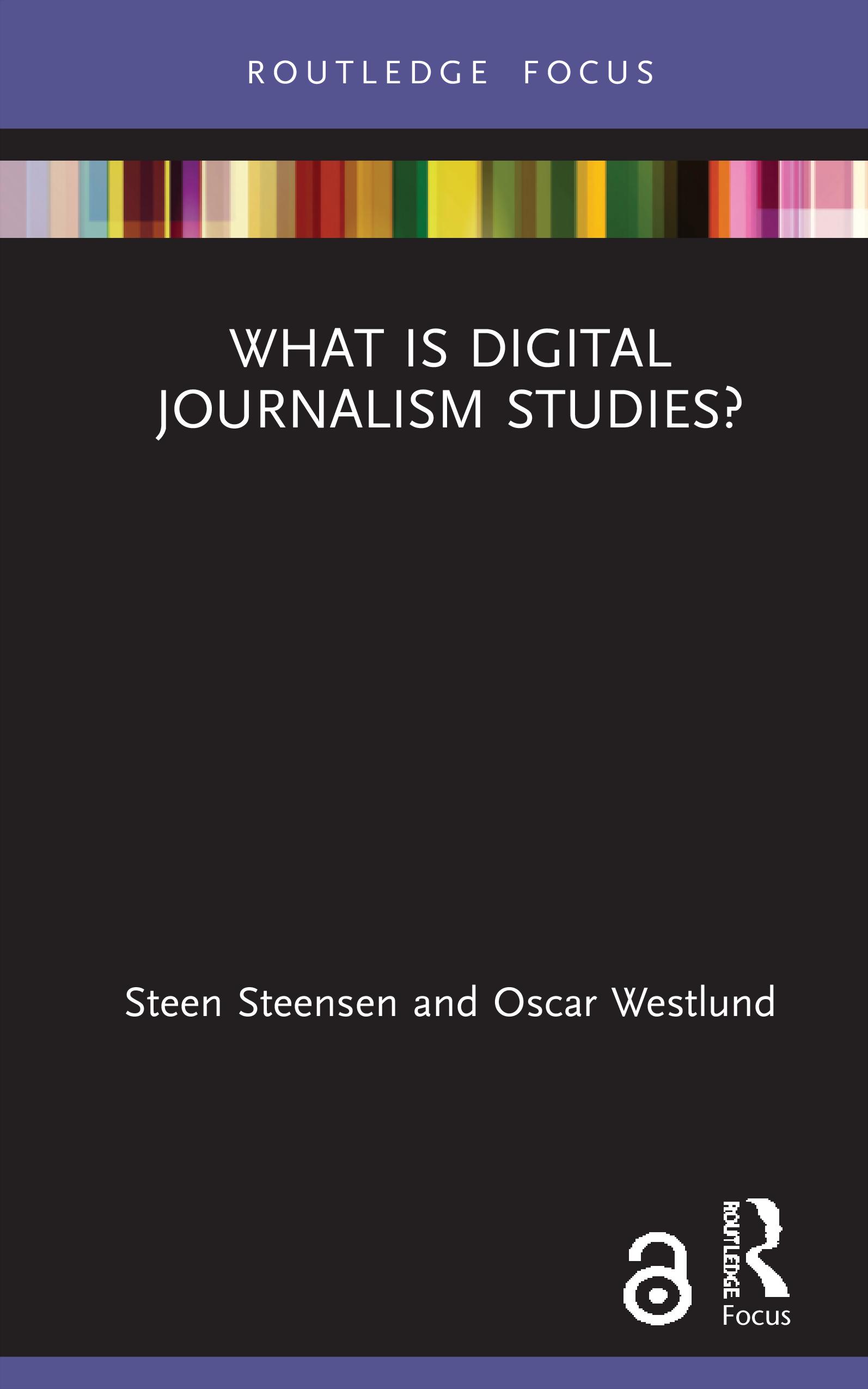 What is Digital Journalism Studies?