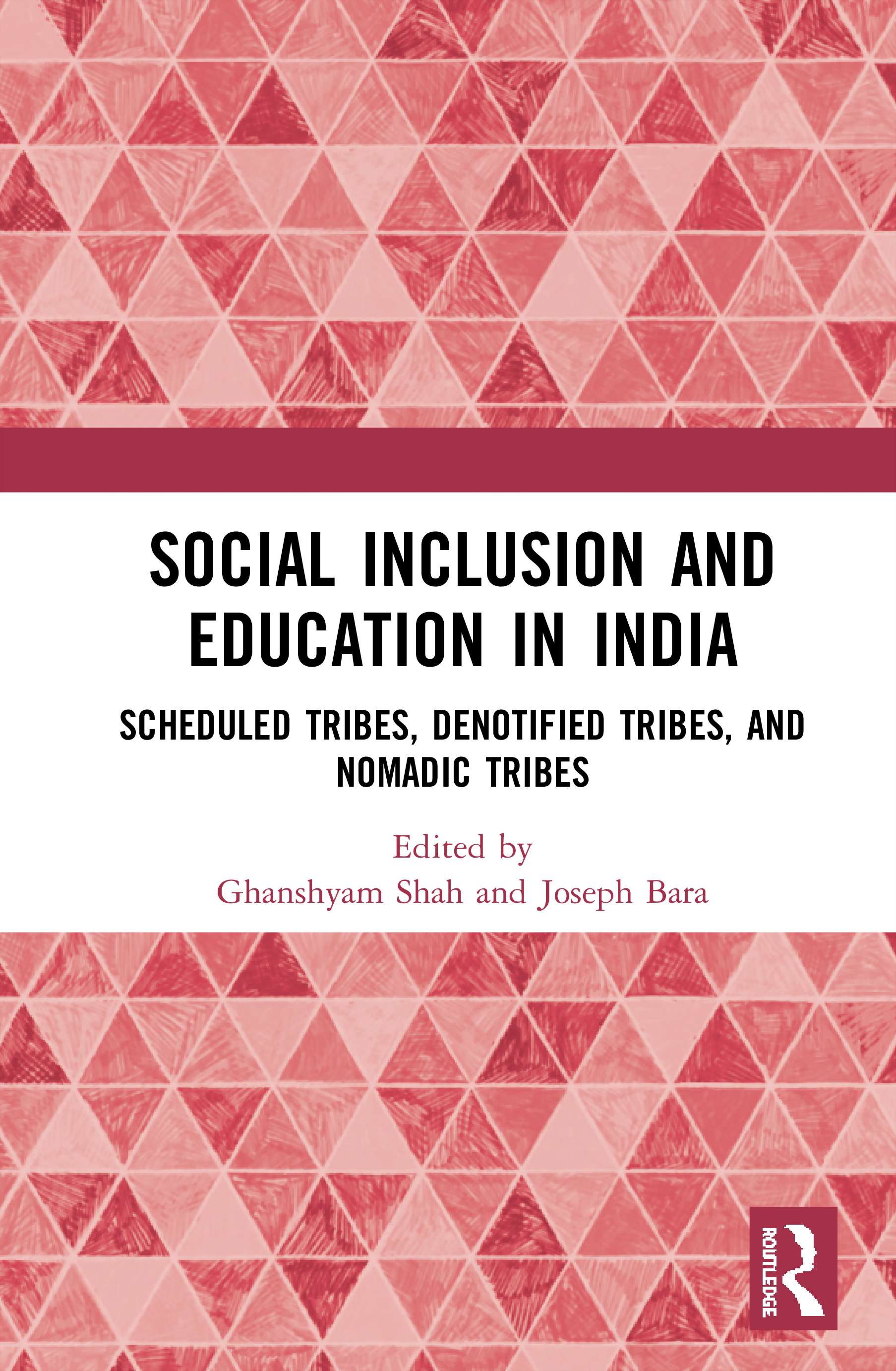Social Inclusion and Education in India: Scheduled Tribes, Denotified Tribes, and Nomadic Tribes book cover