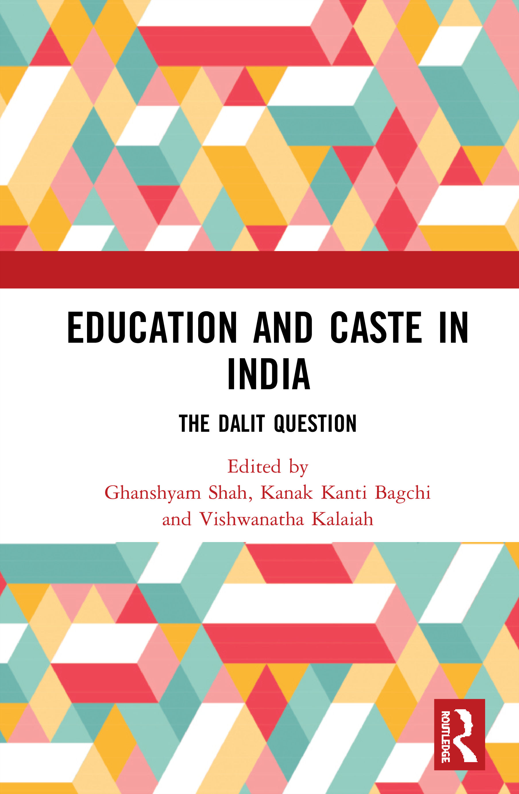 Education and Caste in India: The Dalit Question book cover