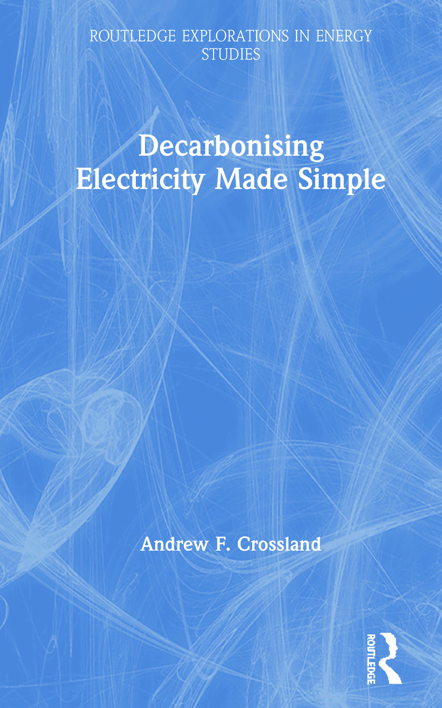 Decarbonising Electricity Made Simple book cover