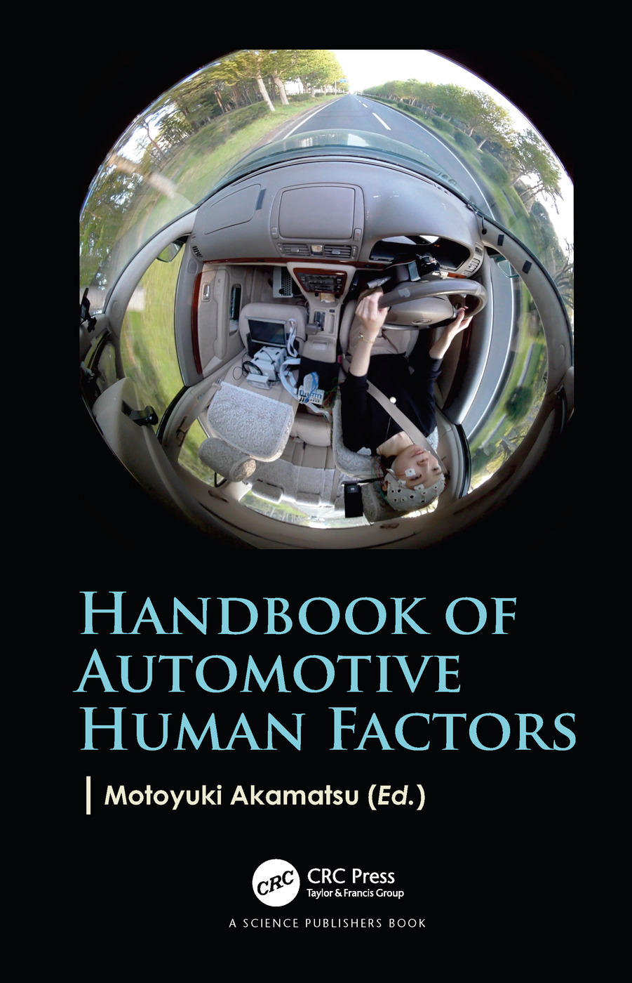 Handbook of Automotive Human Factors: 1st Edition (Hardback) book cover