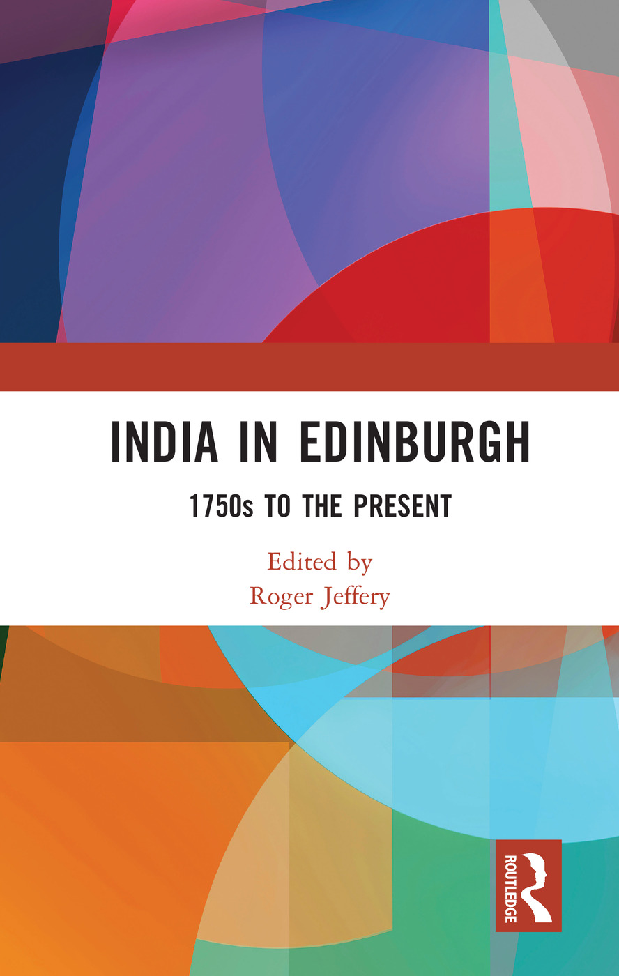 India In Edinburgh: 1750s to the Present book cover