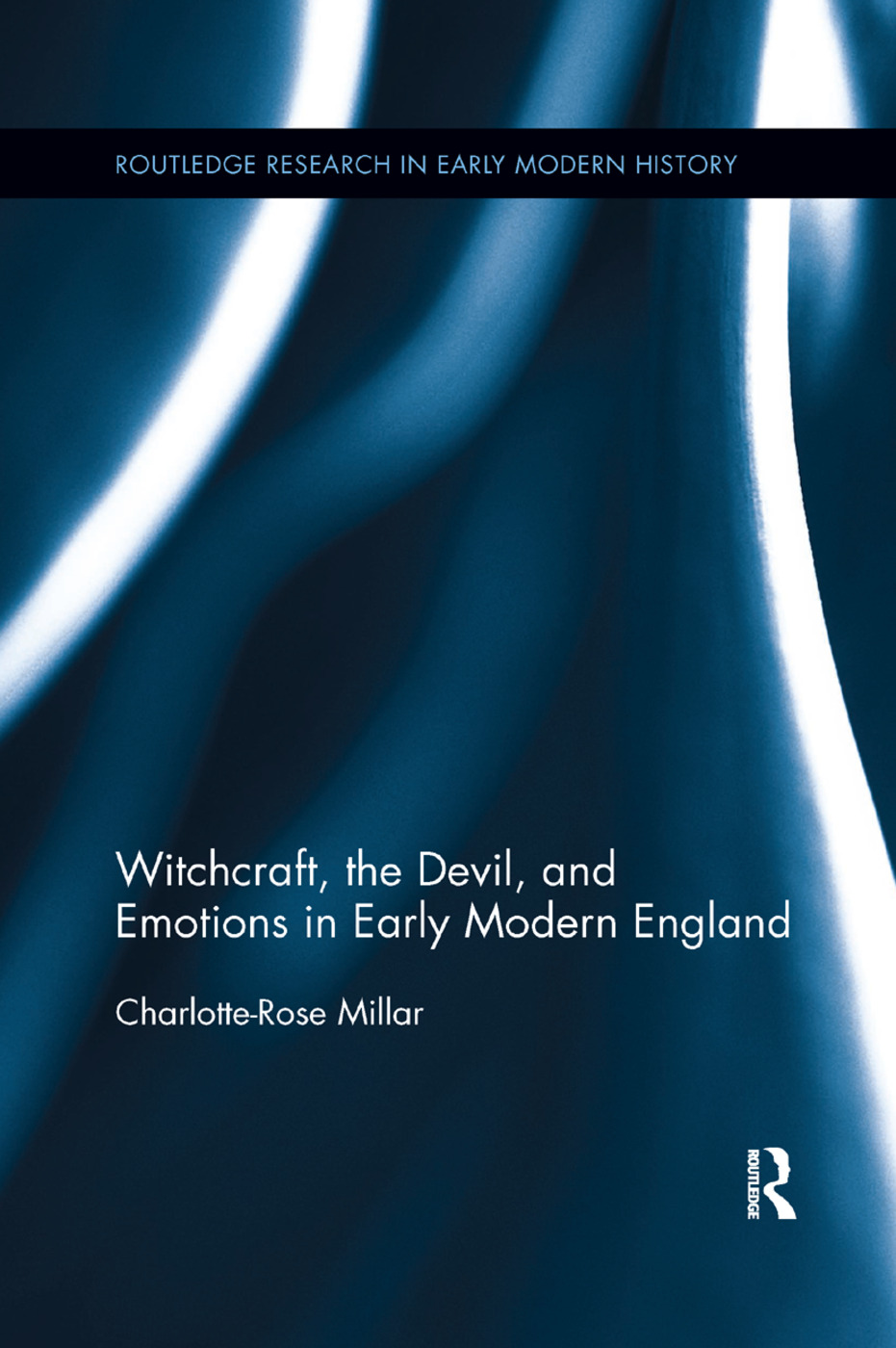Witchcraft, the Devil, and Emotions in Early Modern England: 1st Edition (Paperback) book cover