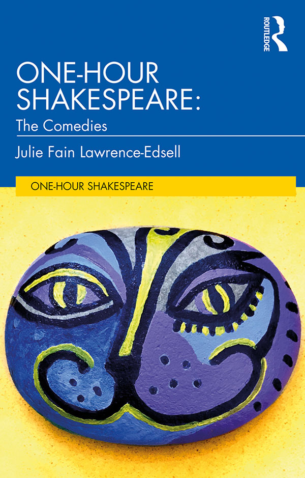 One-Hour Shakespeare: The Comedies book cover