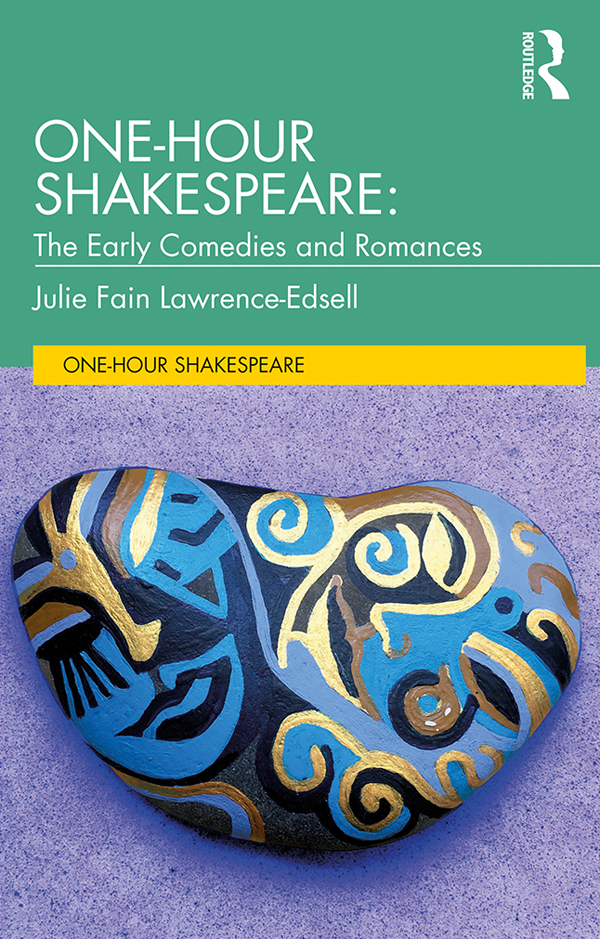 One-Hour Shakespeare: The Early Comedies and Romances book cover