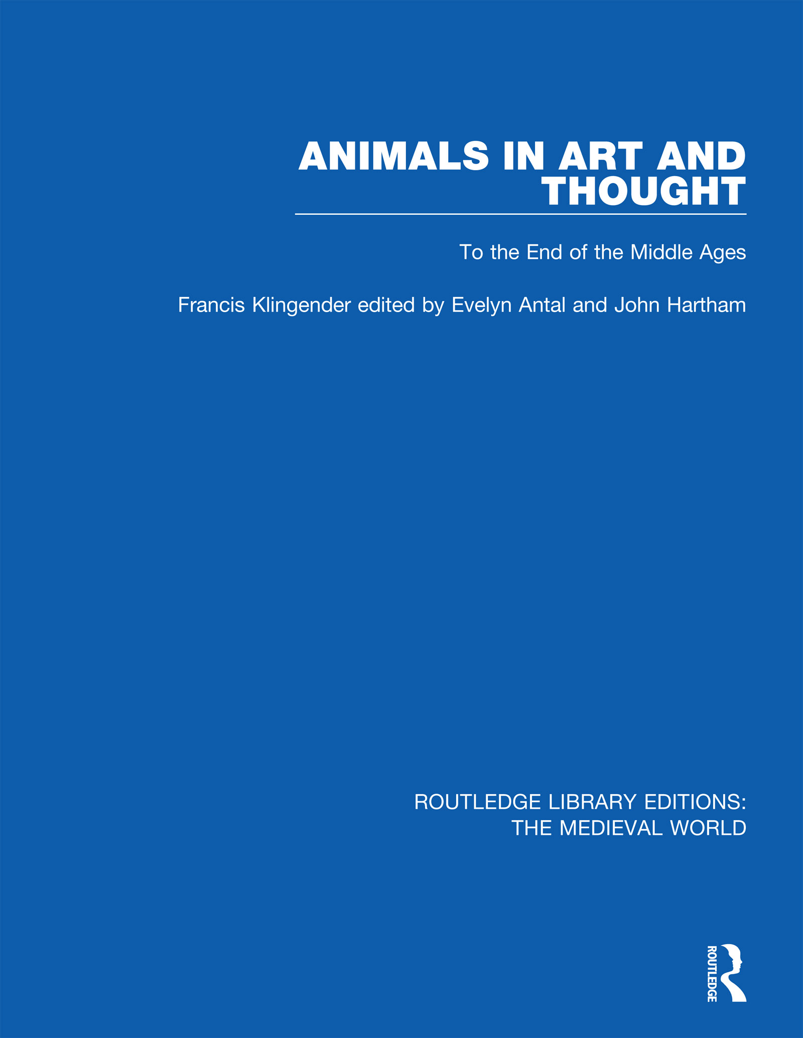 Animals in Art and Thought