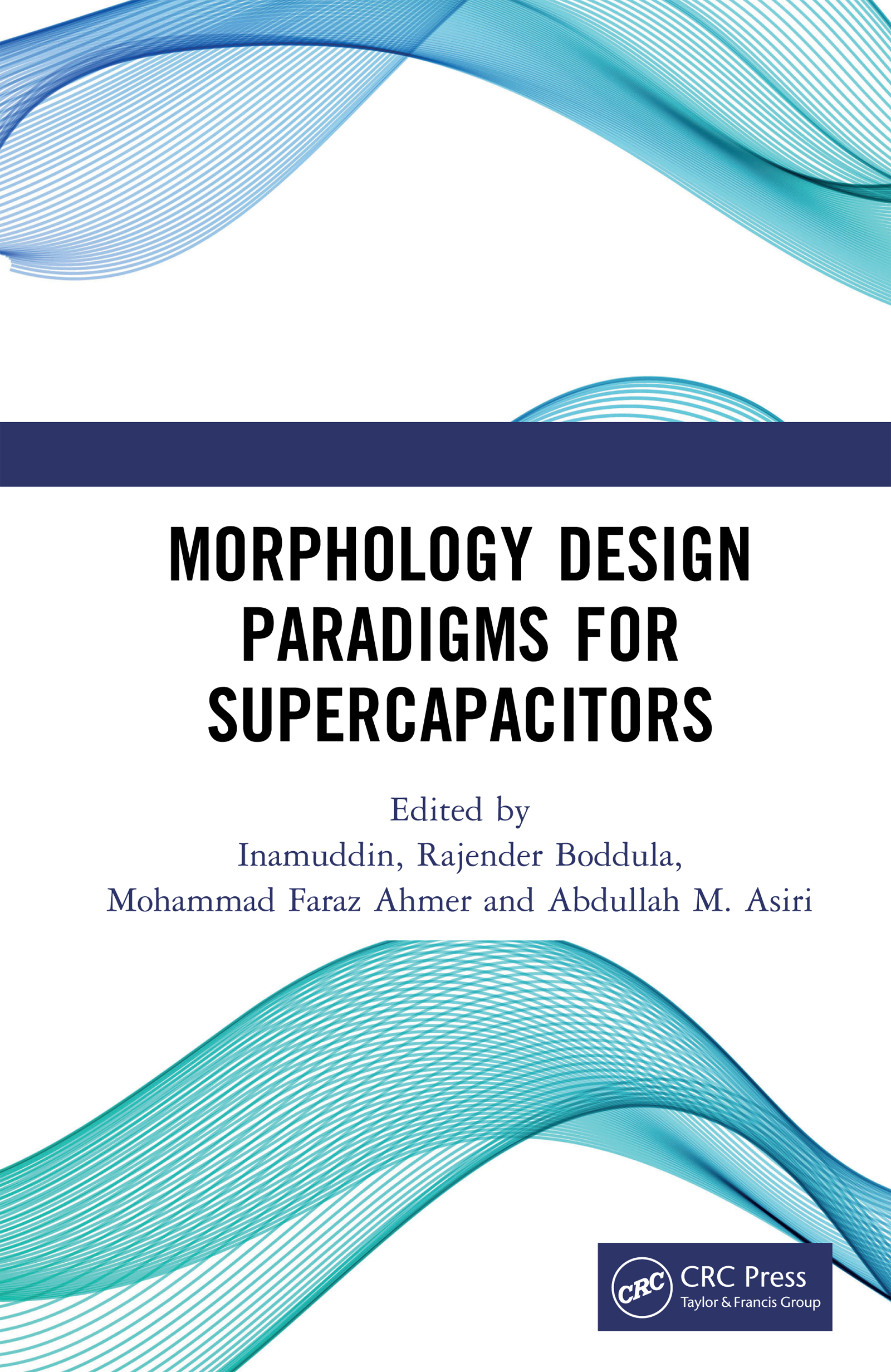 Morphology Design Paradigms for Supercapacitors book cover