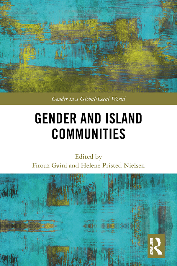 Gender and Island Communities book cover
