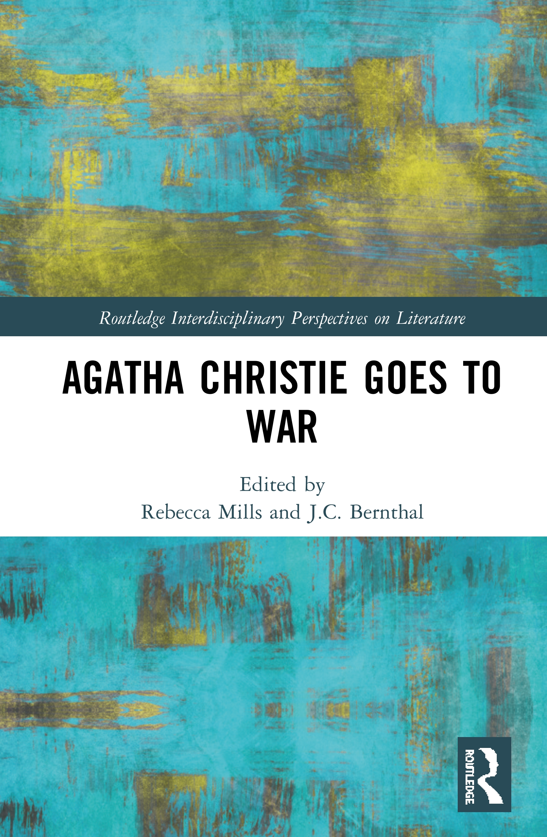 Agatha Christie Goes to War book cover