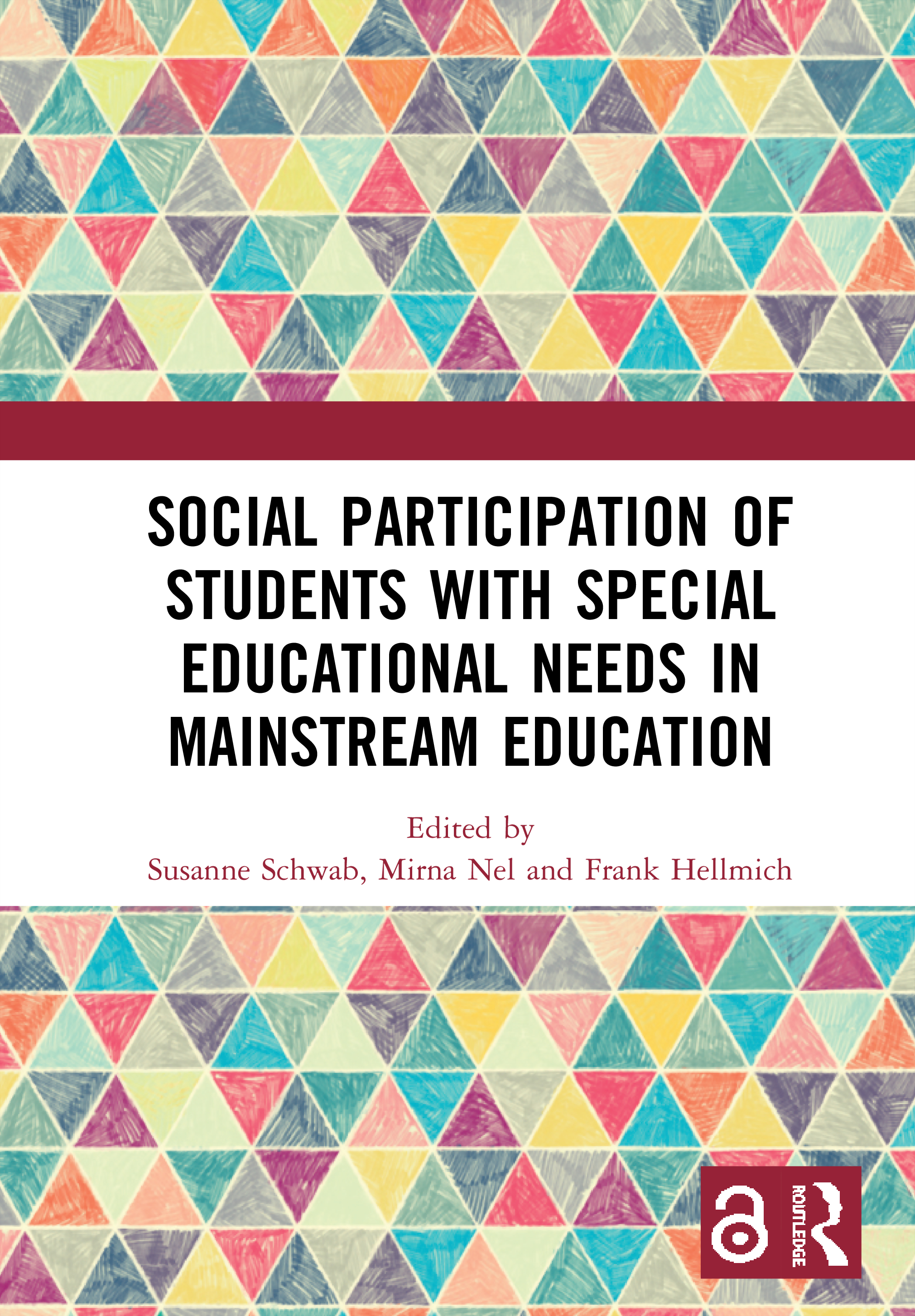 Social Participation of Students with Special Educational Needs in Mainstream Education: 1st Edition (Hardback) book cover