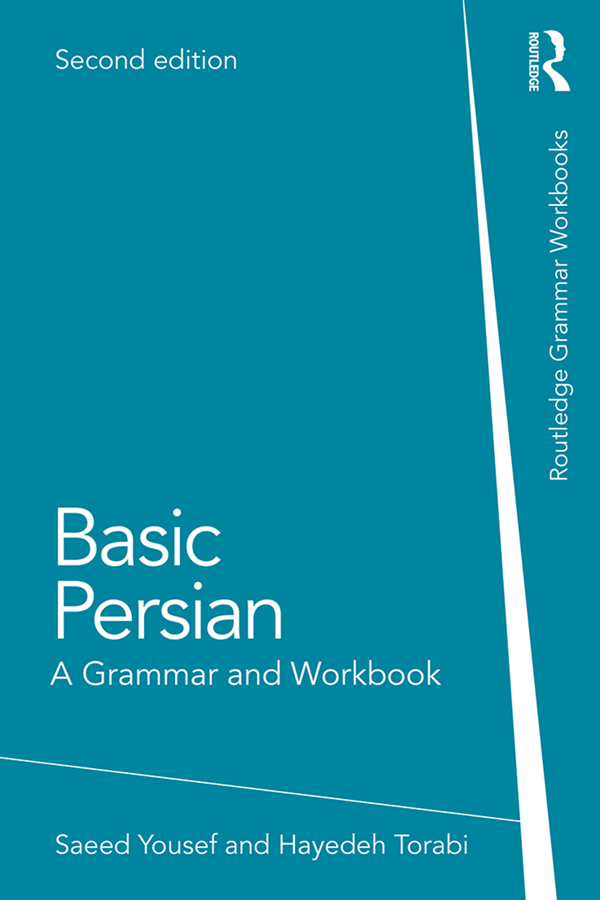 Basic Persian: A Grammar and Workbook book cover