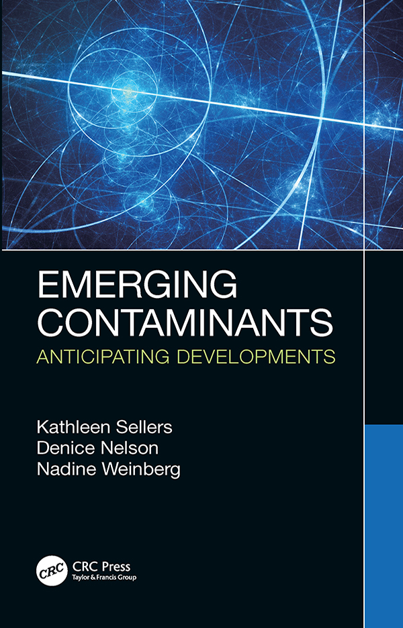 Emerging Contaminants: Anticipating Developments, 1st Edition (Hardback) book cover