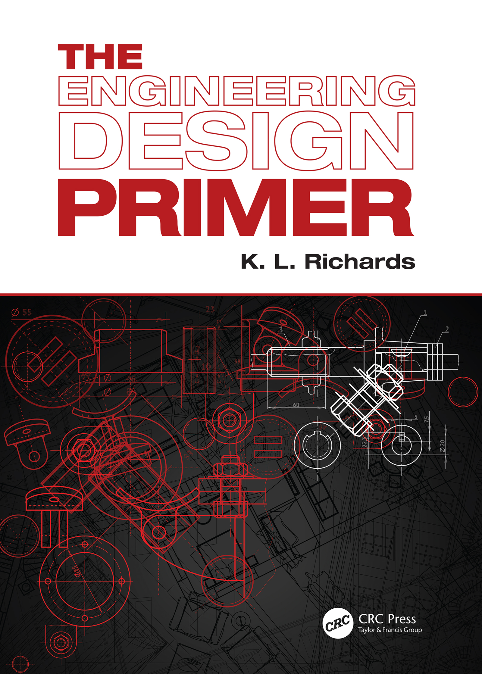 The Engineering Design Primer: 1st Edition (Hardback) book cover