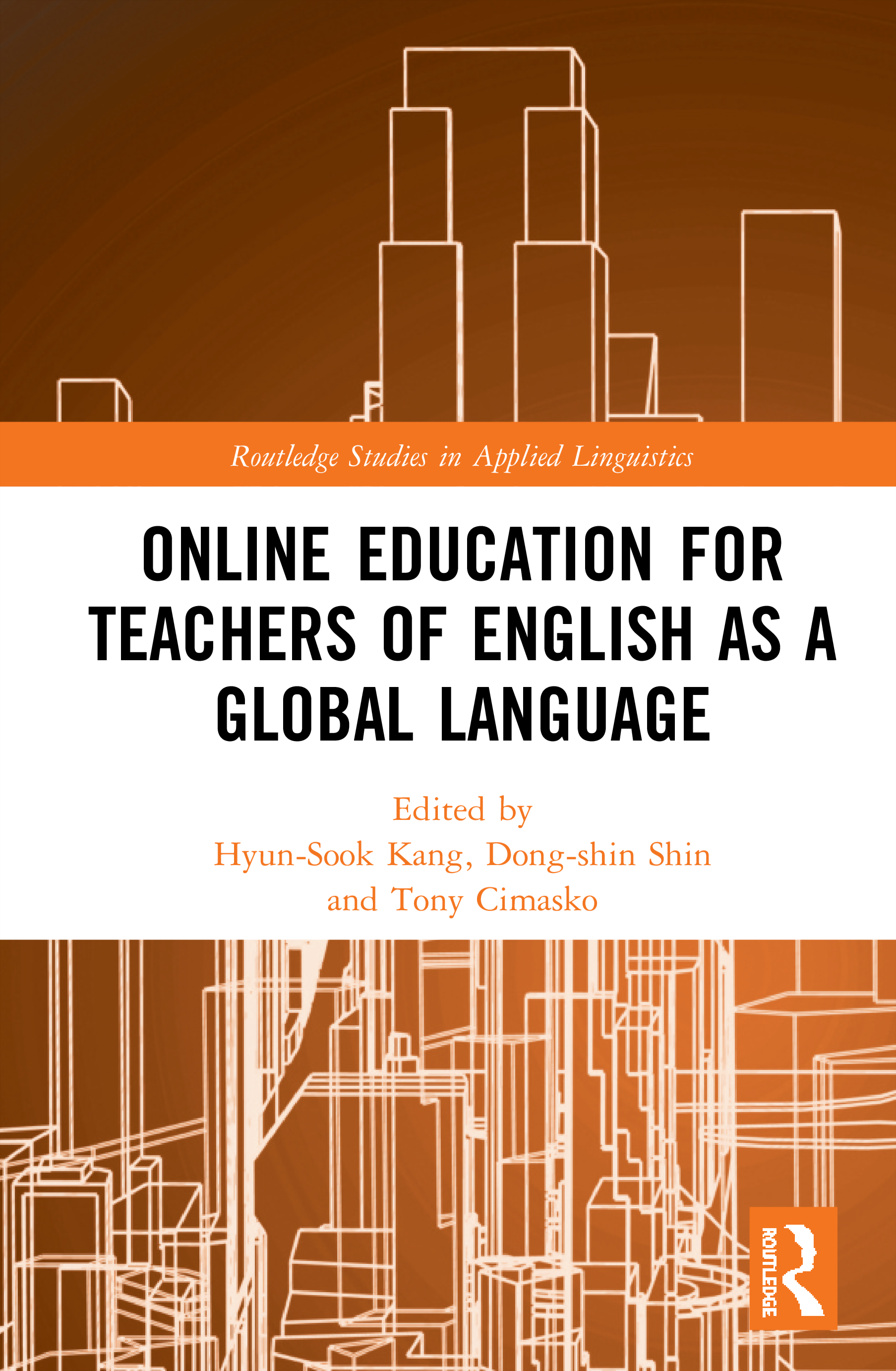 Online Education for Teachers of English as a Global Language book cover