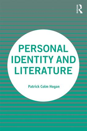Personal Identity and Literature book cover