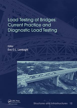 Load Testing of Bridges: Current Practice and Diagnostic Load Testing, 1st Edition (Hardback) book cover