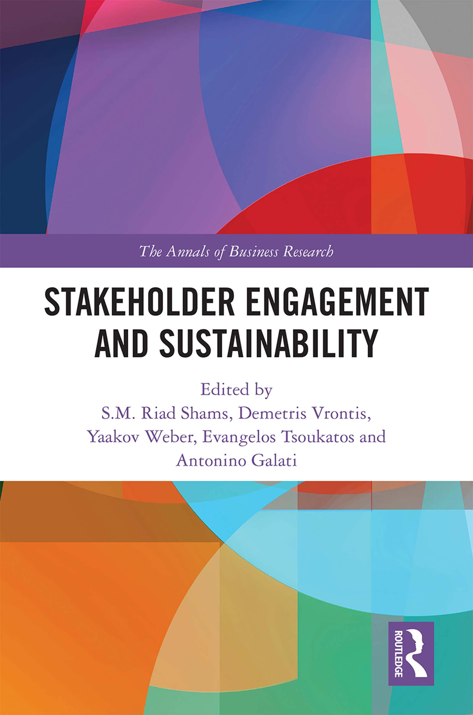Stakeholder Engagement and Sustainability book cover