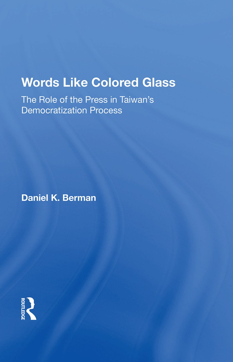 Words Like Colored Glass