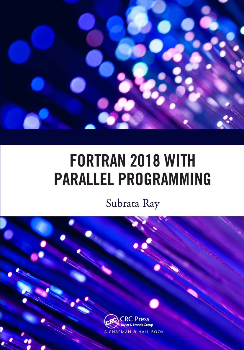 Fortran 2018 with Parallel Programming book cover