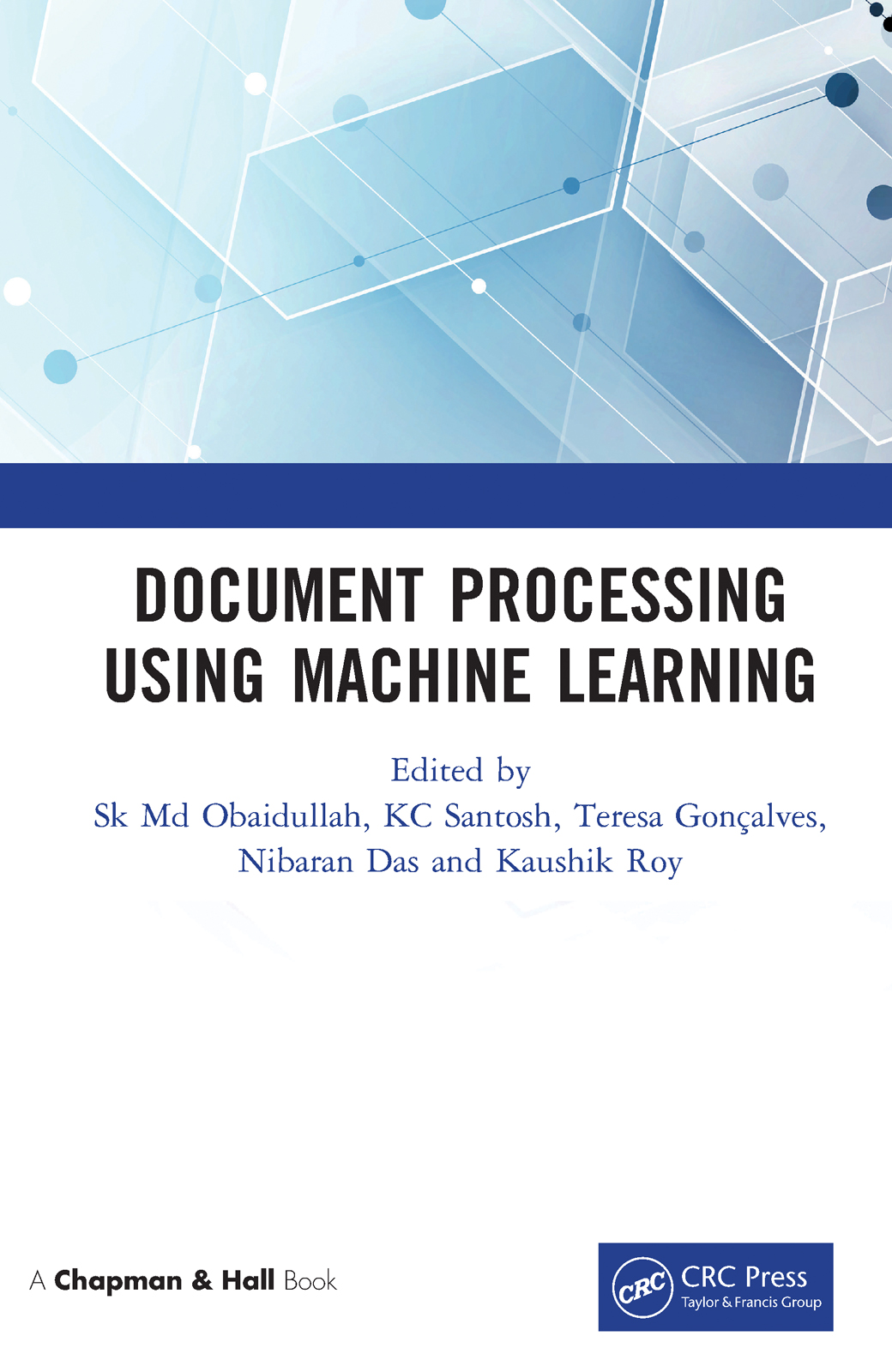 Document Processing Using Machine Learning book cover