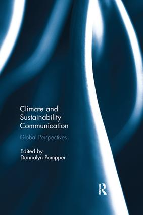 Climate and Sustainability Communication: Global Perspectives book cover
