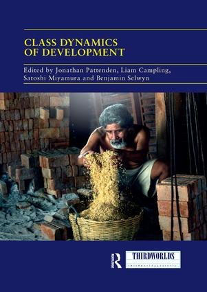 Class Dynamics of Development book cover