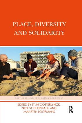 Place, Diversity and Solidarity: 1st Edition (Paperback) book cover