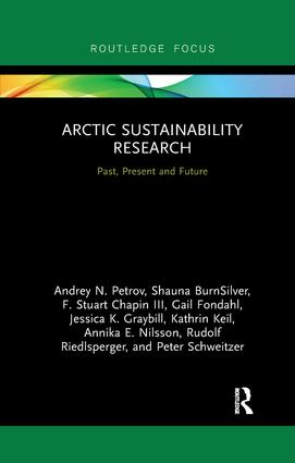 Arctic Sustainability Research: Past, Present and Future book cover